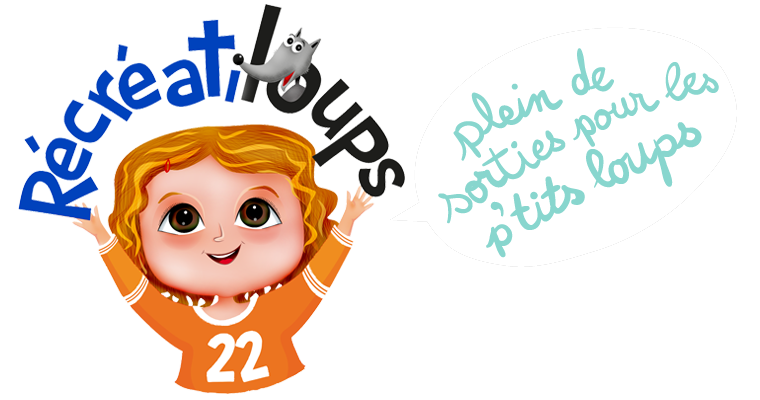 Les sorties enfants Récréatiloups Côtes d'Armor !