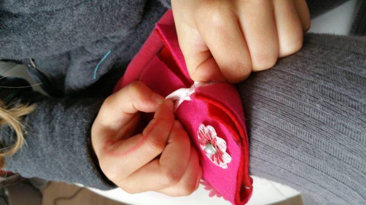 Ateliers couture pour enfants
