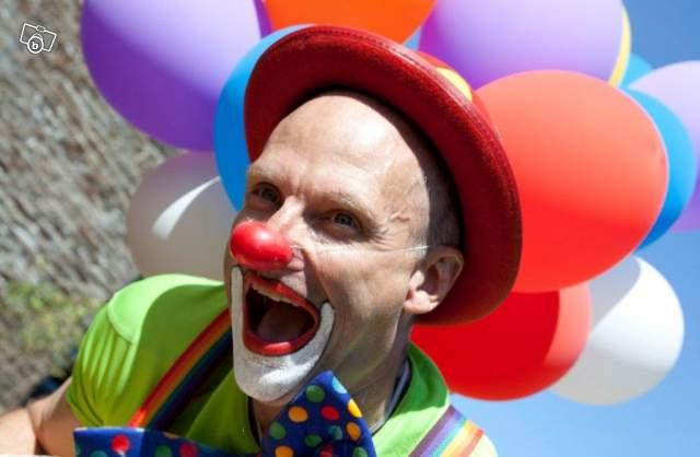 Organitou, le clown des enfants